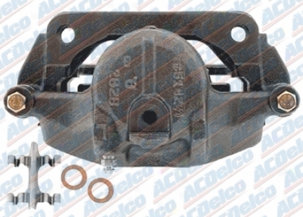 Acdelco Durastop Brakes 18fr1168 Dodge Parts