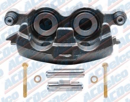 Acdelco Durastop Brakss 18fr1407 Chevrolet Parts