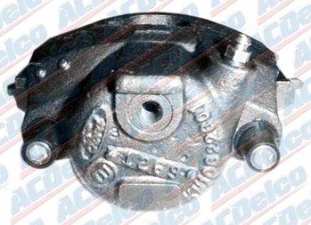 Acdelco Durastop Braks 18fr674 Mercury Parts