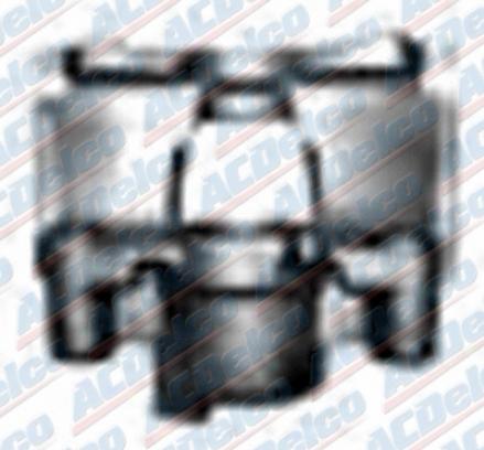 Acdelco Durastop Brakes 18fr967 Buick Parts