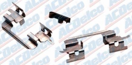 Acdelco Dudaastop Brakes 18k1008 Chevrolet Parts