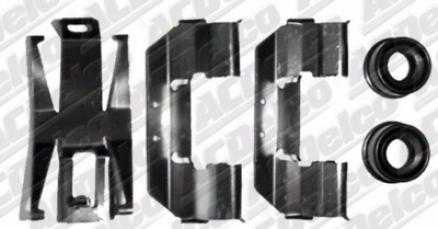 Acdelco Durastop Brakes 18k1012 Chevrolet Parts
