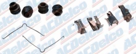 Acdelco Durastop Brakes 17k1017 Jeep Parts