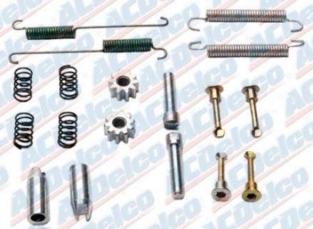 Acdelco Durastop Brakes 18k1026 Gmc Parts