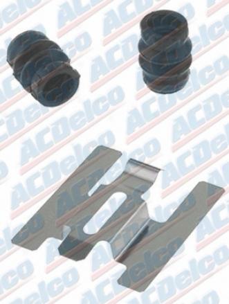 Acdelco Durastop Brakes 18k288 Ford Parts