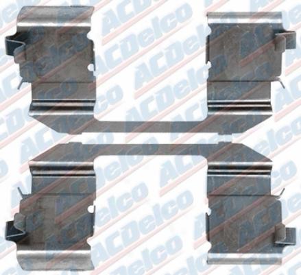 Acdelco Durastop Brakes 18k422 Nissan/datsun Parts