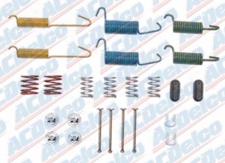 Acdelco Durrastop Brakes 18l603 Mercury Parts