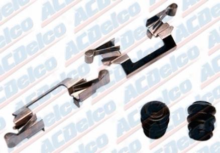 Acdelco Durastop Brakes 18k987 Cadillac Parts