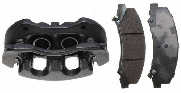 Acdelco Durastop Brakess 18r2445 Gmc Parts