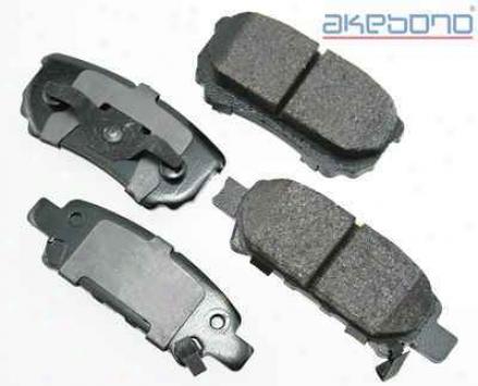 Akebono Act1037 Chevrolet Parts