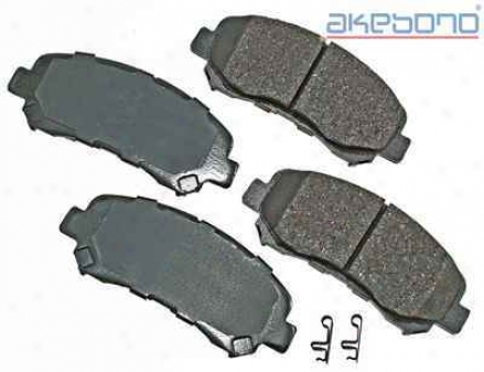 Akebono Act1338 Infiniti Parts