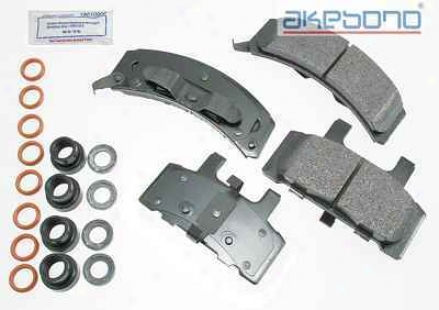 Akebono Act369 Chevrolet Parts