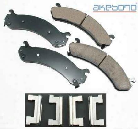 Akebono Act784 Cadillac Parts