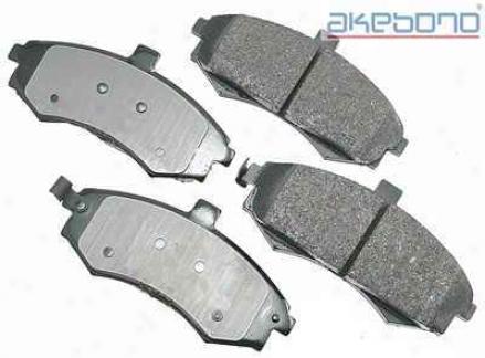 Akebono Act941 Jeep Parts