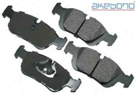 Akebono Eur558 Mercedes-benz Parts