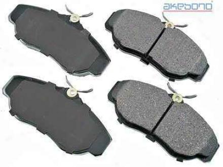 Akebono Eur676 Bmw Parts