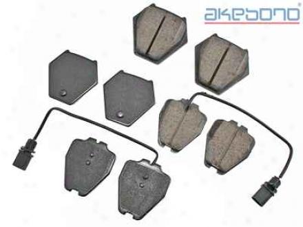 Akebono E8r839 Audi Parts