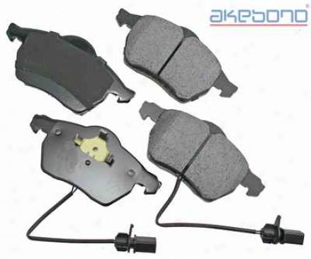 Akebono Eur840 Saab Parts