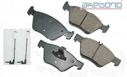 Akebono Eur853 Mercedes-bemz Parts