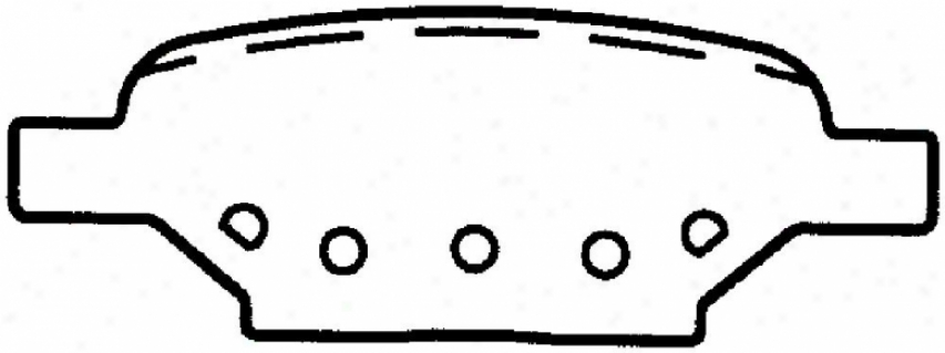 Bendix D1033 Chevrole tParts