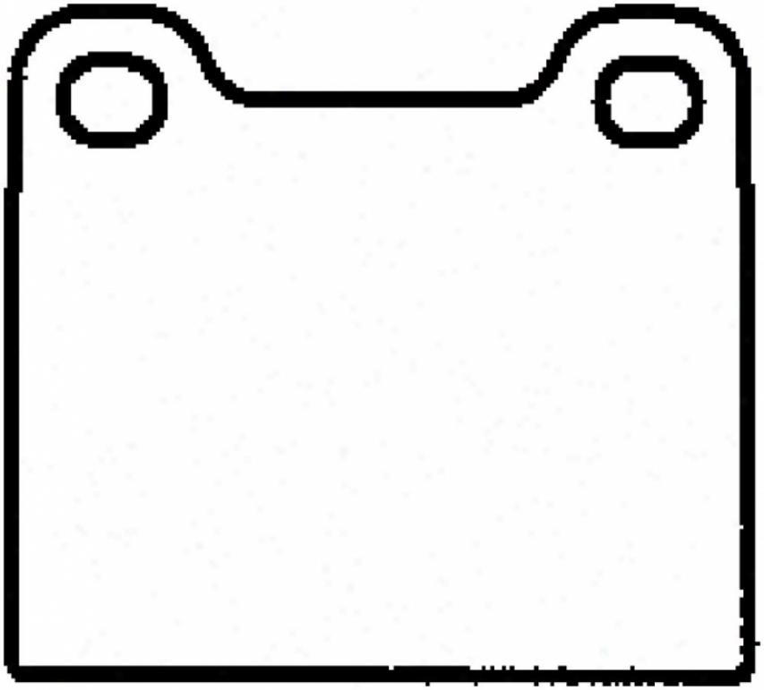 Bendix D31ct Mazda Quarters