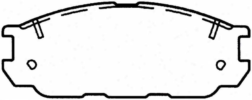 Bendix D552 Mazda Parts