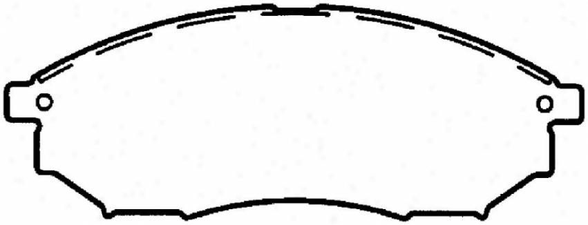 Bendix D888 Infiniti Quarters