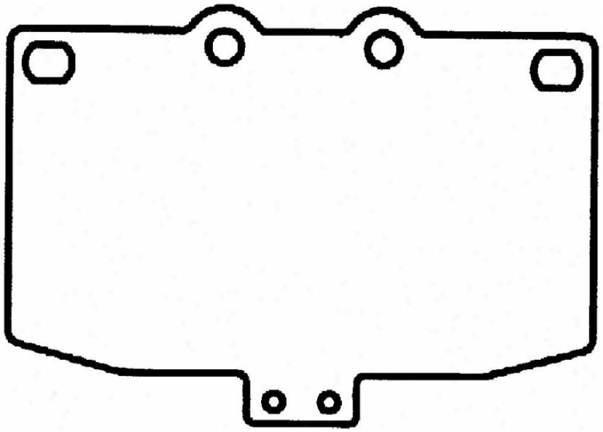 Bendix Mkd331 Nissan/datsun Quarters