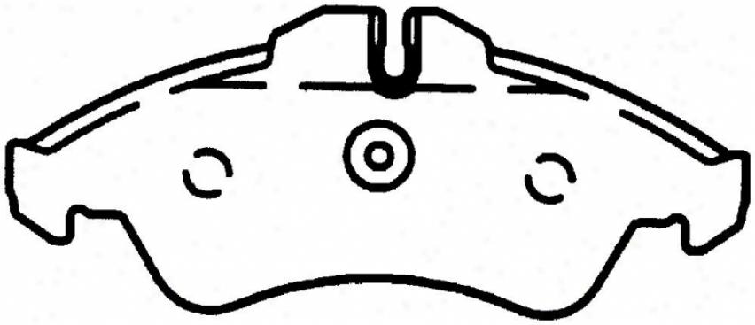 Bendix Mkd950 Dodge Pats