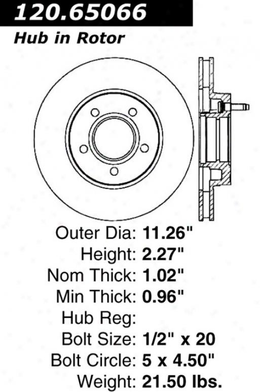 C-tek By Centric  Brake Clutch Hpses C-tek By Centric 121.65066