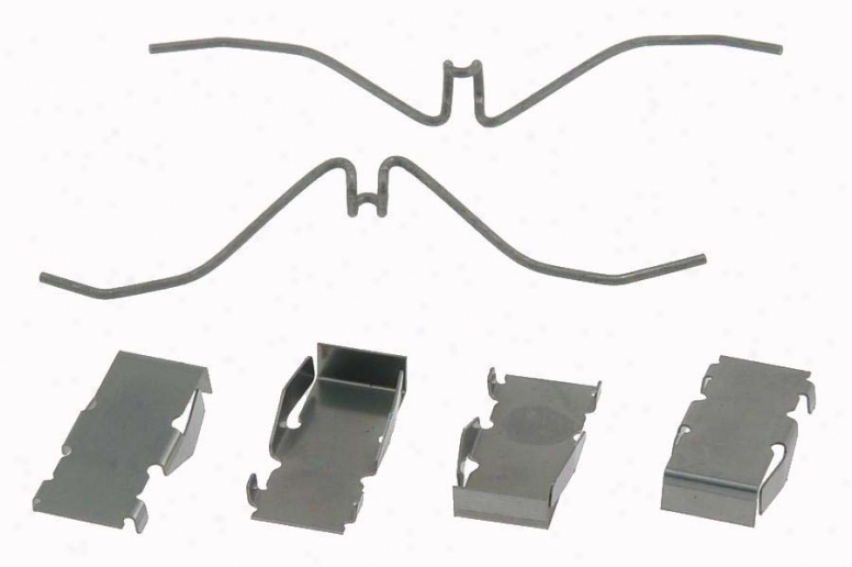 Carlson Disposition Brake Parts 13165 Volkswagen Brake Hardware Kits
