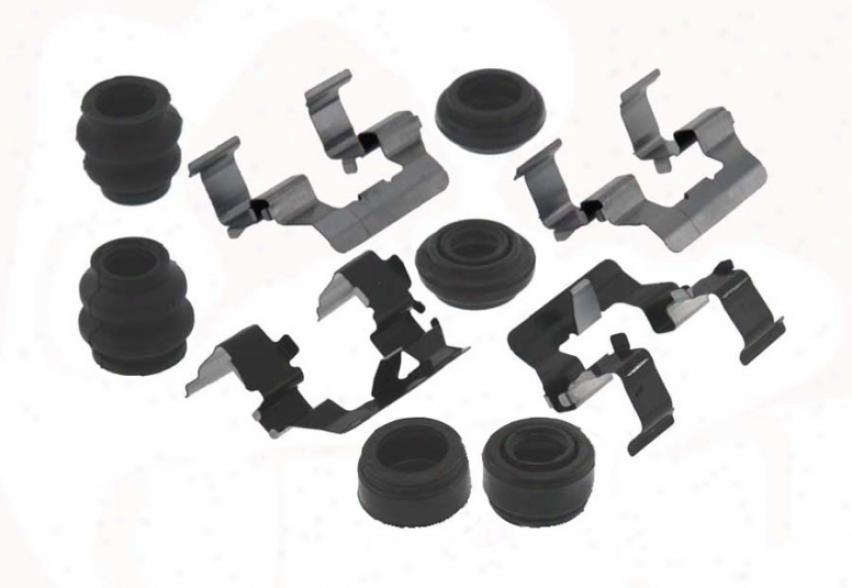 Carlson Quality Brake Parts 13170q Nissan/datsun Padts