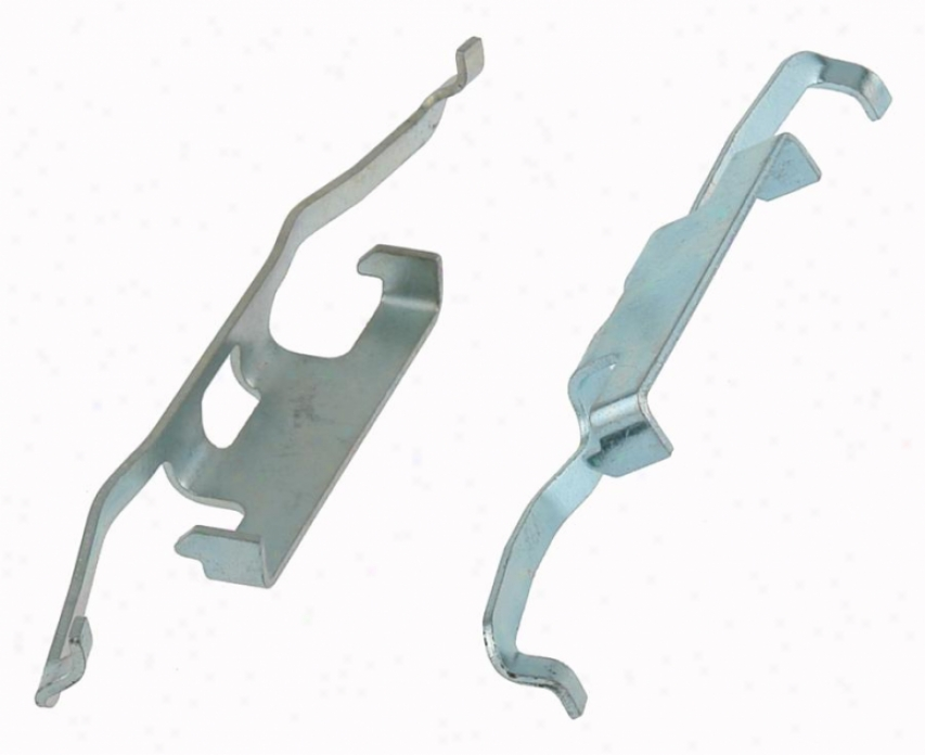 Carlson Quality Brake Parts 13211 Toyota Brake Hardware Kits