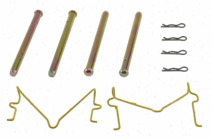 Carlson Quality Brake Parts 13245 Toyota Brake Hrdware Kits