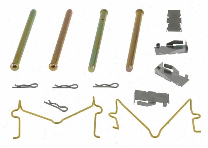 Carlson Quality Brake Parts 13287 Lexus Parts