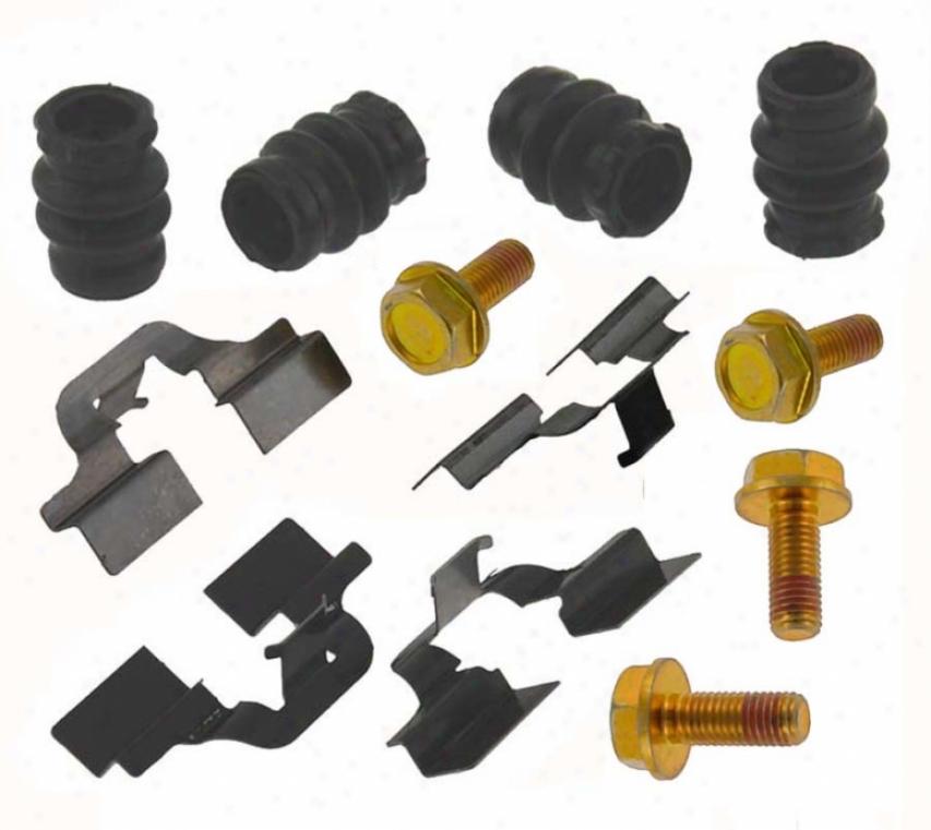 Carlson Quali5y Brake Parts 13333q Honda Brake Hardware Kits