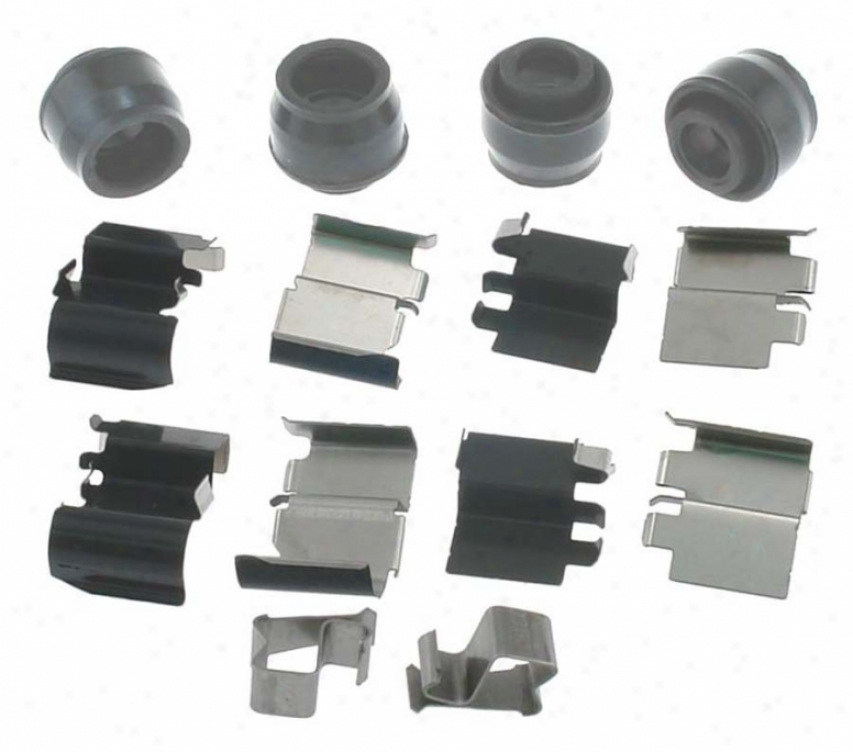 Carlson Quality Brake Parts 13347q Mazda Brake Hardware Kits
