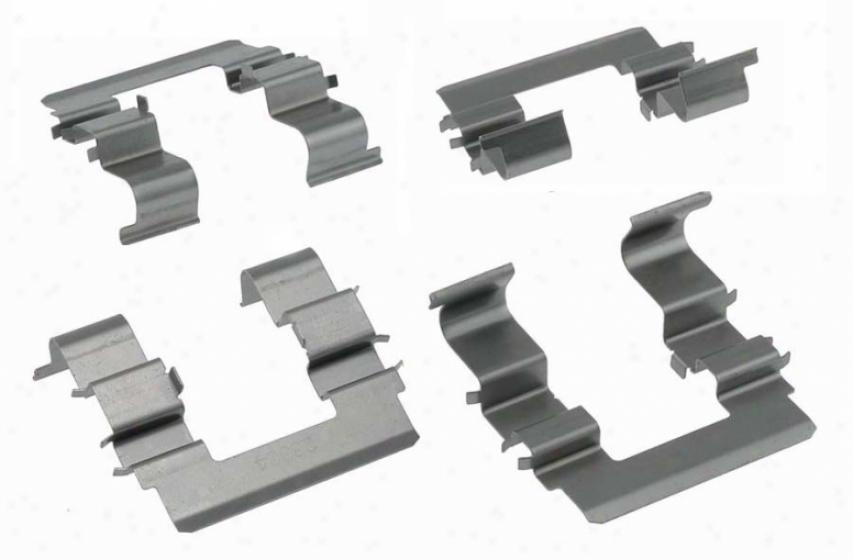 Carlson Quality Brake Parts 13408 Acura Brake Hardware Kits
