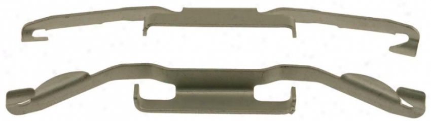 Carlson Quality Brake Parts 13426 Nissan/datsun Brake Hardware Kits