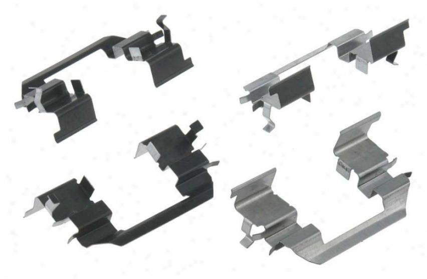Carlson Quality Brake Parts 133431q Bmw Brake Hardware Kits