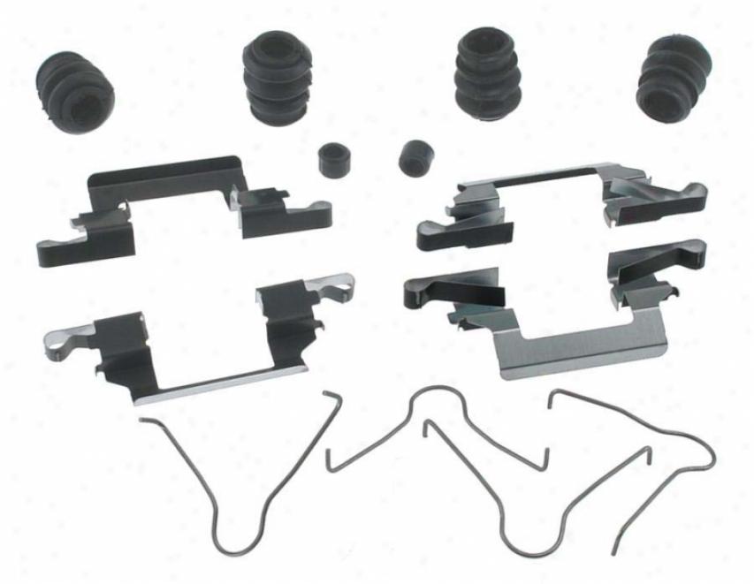 Carlson Quality Brake Quarters 13445q Lexus Brake Hardware Kits