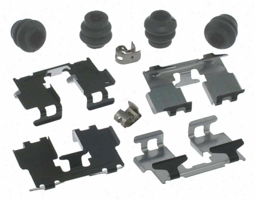 Carlson Quality Brake Parts 13466q Volkswagen Parts
