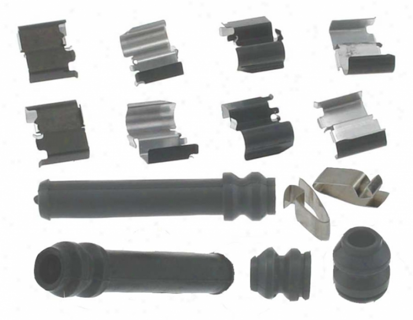 Carlson Quality Brake Parts 13484q Bmw Brake Hardware Kits