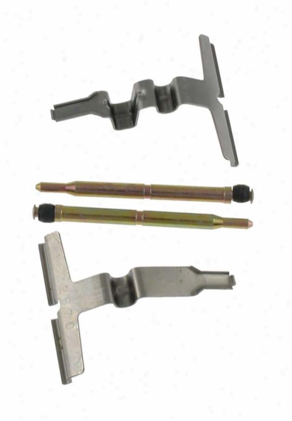 Carlson Quality Brake Parts 13559 Land Rover Brake Hardware Kits