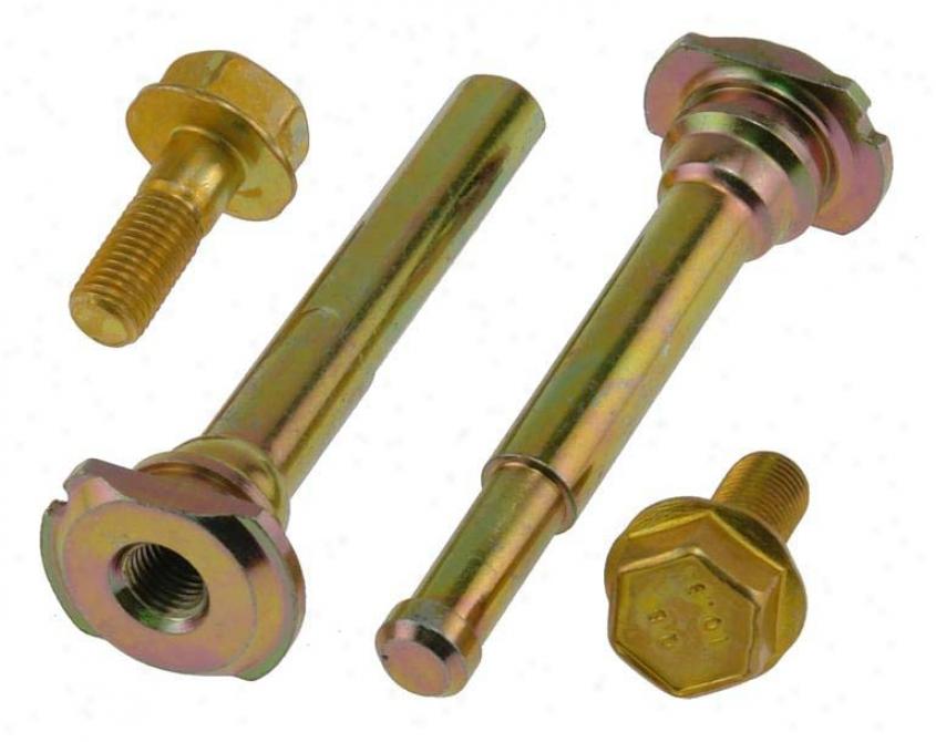 Carlson Quality Brake Parts 14167 Jeep Brake Hardware Kits