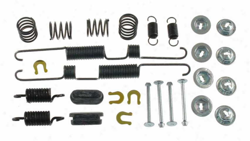 Carlson Quality Brake Parts 17217 Nissan/datsun Thicket Hardware Kits
