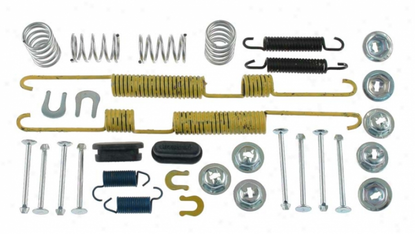 Carlson Quality Brake Parts 17253 Dodge Brake Hardware Kits