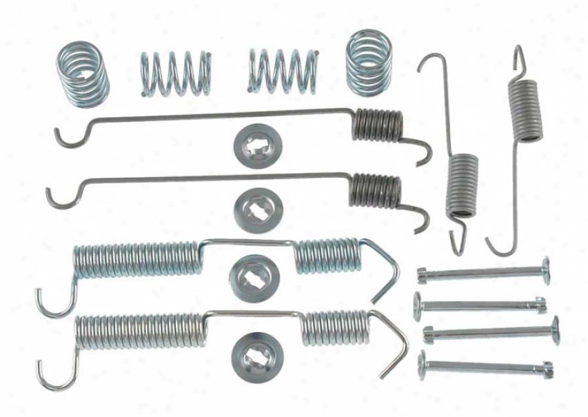 Carlson Quality Brake Pargs 17308 Bmw Parts