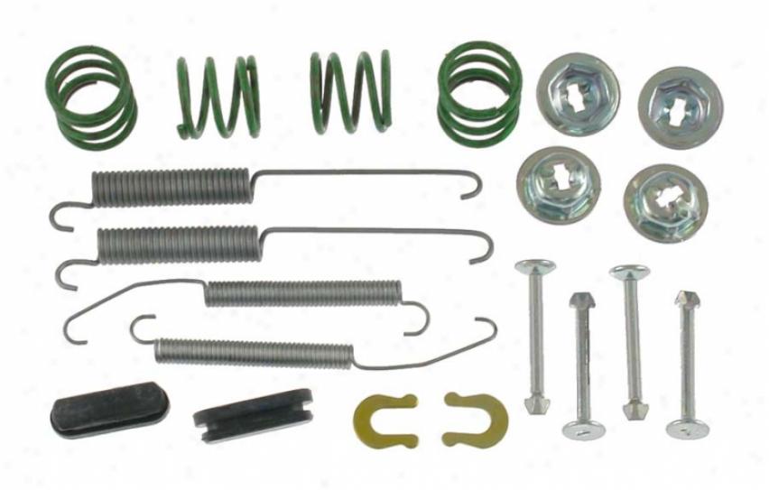 Carlson Quality Brake Quarters 17320 Honda Parts
