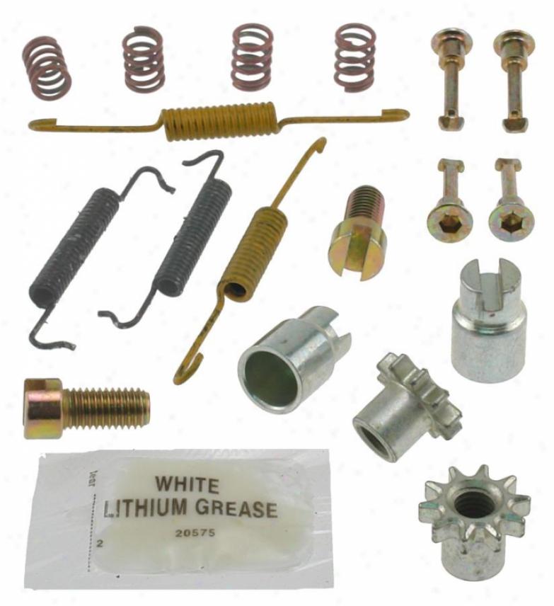 Carllson Quality Thicket Parts 17435 Hyundai Parts
